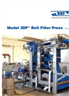 Model 3DP - Belt Press Brochure
