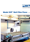 Model 2VP - Belt Press Brochure