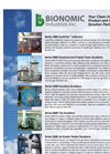 Bionomic Product Line Card Brochure