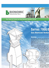 Series 7000/8000 - Gas Atomized Venturi Scrubbers Brochure