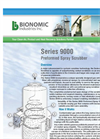 Series 9000 - Preformed Spray Scrubber Brochure