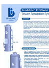 ScrubPac ProClean - Type CT - Tower Scrubber System Brochure