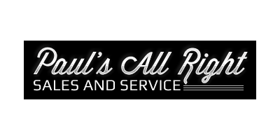 Paul`s All Right Sales and Service