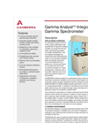 Gamma Analyst Integrated Spectrometer Brochure