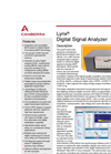 Model Lynx - Digital Signal Analyzer Brochure