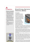 Broad Energy Germanium Detectors (BEGe) Brochure