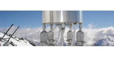 Windselect - Ambient air sampler for dust, metals, POP´s