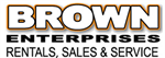 Brown Enterprises Inc