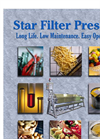 Star Round Plate and Frame Filter Presses Brochure