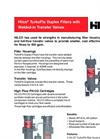 Hilco TurboFlo - Duplex Filters with Welded-in Transfer Valves Brochure