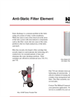 Anti-Static Filter Element Brochure