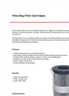 Hilco Bag Filter Cartridges Brochure