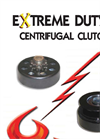 Hilliard - Extreme Duty Centrifugal Clutch - Brochure