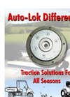 Hilliard Auto-Lok Differential Clutches - Brochure