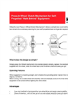 Hilliard Wheel Clutch Drive System - Brochure