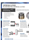 Hilliard - Industrial Centrifugal Clutch - Brochure