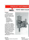 HILCO - Blower-Assisted Oil Mist Eliminator - Brochure