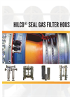HILCO - Seal Gas Filter Housings - Brochure