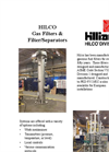HILCO - Gas Filters & Filter/Separators - Datasheet