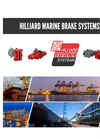 Hilliard - Brakes for Marine Applications - Brochure