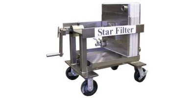 Star Filters - Model SWF-2 - Star Compact Wine Polishing Filter