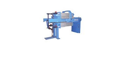 Hilliard Star PolyPresses - Model SPP-5 - Durable Filter Presses for Efficient Dewatering