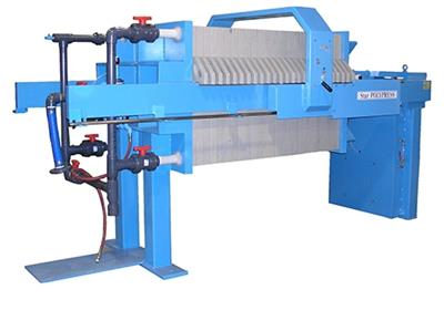 Star PolyPresses - Durable Filter Presses for Efficient Dewatering