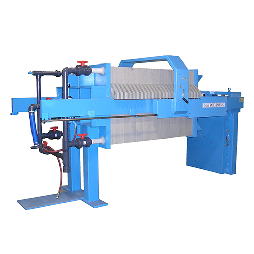 Star PolyPresses - Dewatering Filter Presses