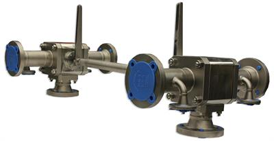 HILCO - Model 3/6 Way - Ball Valves