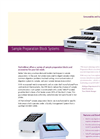 Sample Preparation Block Systems Brochure