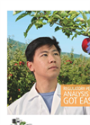 QSight Triple Quad - Model LC/MS/MS - Pesticide Analyzer Brochure