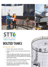 STT Tanks & Industrial Bolted Storage Tanks