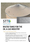 STT Tanks & Industrial Bolted Storage Tanks - Oil & Gas