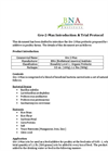 Gro-2-Max Introduction & Trial Protocol Datasheet