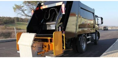 Model ORV-4 Series (Big Series) - Hydraulic Pressed Waste Compactor