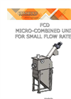 Model FCD - Micro Combined Unit Brochure