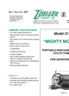 Model 311 - Utility Pedestal Mighty Mover Brochure