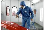 PLAZKAT systems for treatment of emissions from paint making industries
