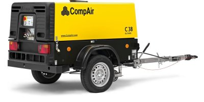 CompAir - Model C35-10 - C50 - Portable Compressors