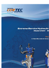 CORTECS - Model CXE-II and CX-3 - Extreme Service Chokes - Brochure