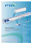 Model TCA - Chain Conveyors Brochure