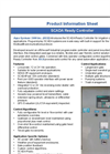 SSAqua - SCADA Ready Controller for Irrigation Canal Control Datasheet