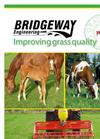 Bridgeway - Aerators Brochure