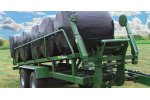 Bridgeway  - Model L05  - Self Loading Bale Trailer