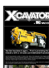 Vac-Con - Model 3.5 Yard VX230 - Trailer Mounted Vacuum Systems Brochure