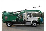 Vac-Con - Model 12 Yard - Combination Sewer Cleaner