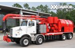 Vac-Con - Model XX-Cavator - High-Pressure Water System