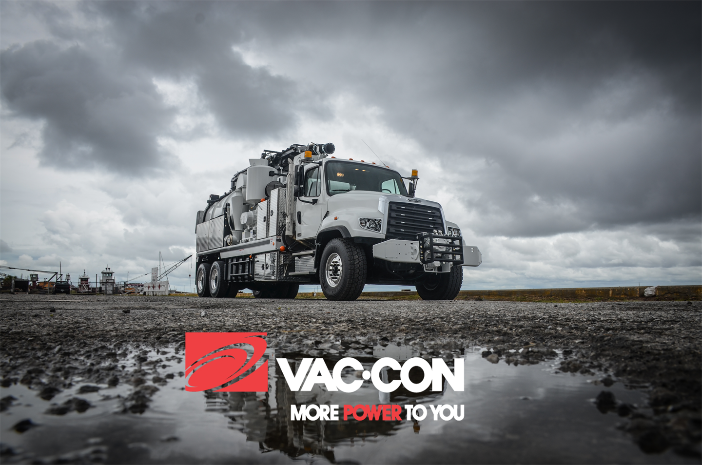 Products and Equipment from Vac-Con, Inc  | Environmental XPRT