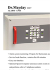 Dr.Mayday - Alarm Units Brochure