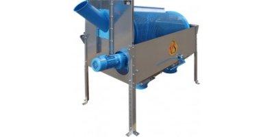 Model HTR63-1 and HTR63-2 - Drum Sieve Cleaner